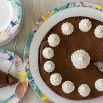 עוגת שוקולד גבינה טבעונית – דובדבנים – הארץ